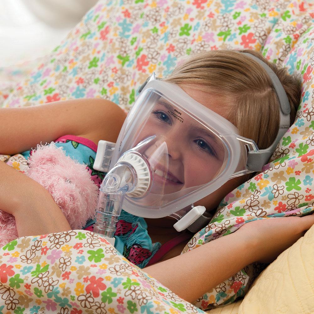 ماسک تنفسی فیلیپس مدل Fit Life